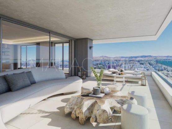 Malaga apartment | Atrium
