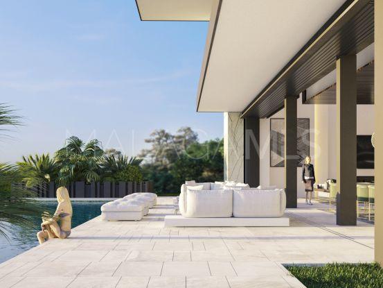 Villa for sale in La Zagaleta, Benahavis | Atrium