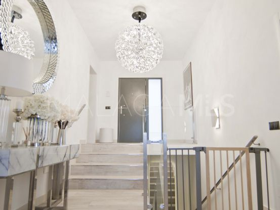 Guadalmina Baja villa for sale   Atrium