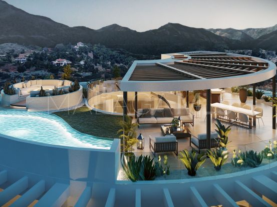 For sale Benahavis penthouse with 2 bedrooms   Atrium