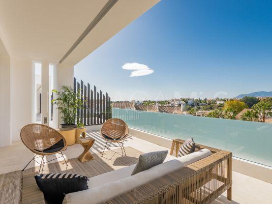 Marbella Golden Mile 6 bedrooms villa   Atrium
