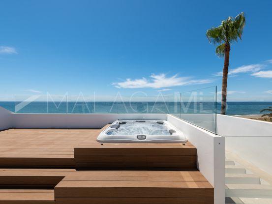 Beach Side New Golden Mile villa   Atrium