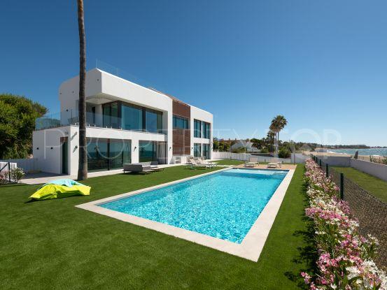 Villa in Beach Side New Golden Mile | Atrium