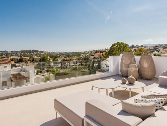 4 bedrooms Nueva Andalucia penthouse for sale | Atrium