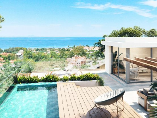 For sale penthouse with 2 bedrooms in Cabopino, Marbella East   Atrium