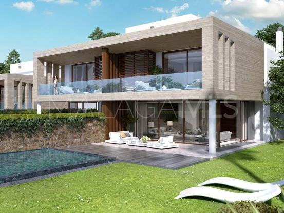 Marbella Golden Mile 3 bedrooms semi detached house for sale   Atrium