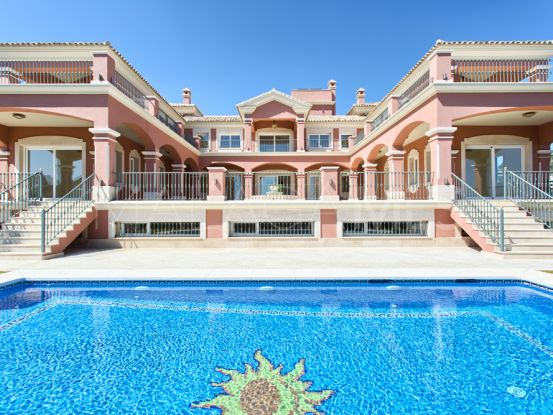 9 bedrooms villa for sale in Los Arqueros, Benahavis | Atrium