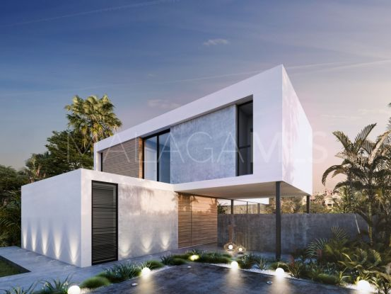 Buy villa with 4 bedrooms in El Campanario, Estepona | Atrium