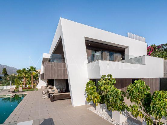 For sale Nueva Andalucia 4 bedrooms villa   Atrium