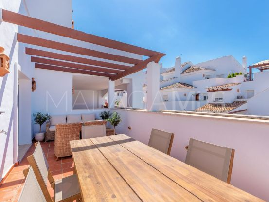 Duplex penthouse with 3 bedrooms for sale in Nueva Andalucia, Marbella | Atrium