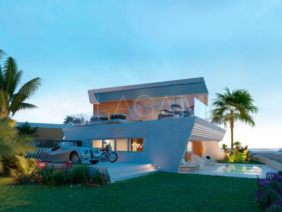 For sale 4 bedrooms town house in Mijas Costa   Atrium