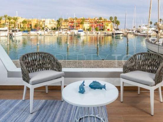 Sotogrande Playa 2 bedrooms penthouse for sale | Atrium