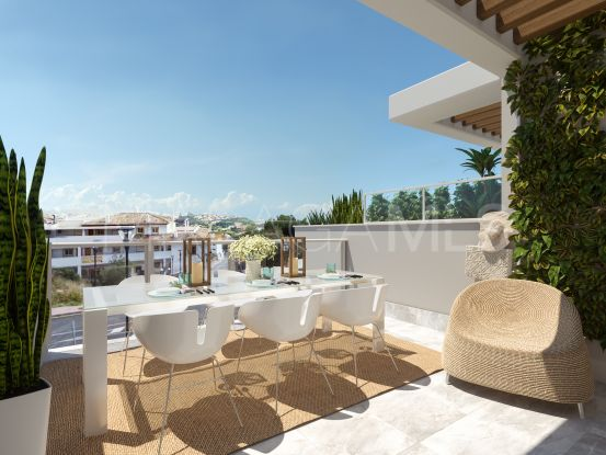 For sale 3 bedrooms penthouse in Benalmadena Pueblo | Atrium