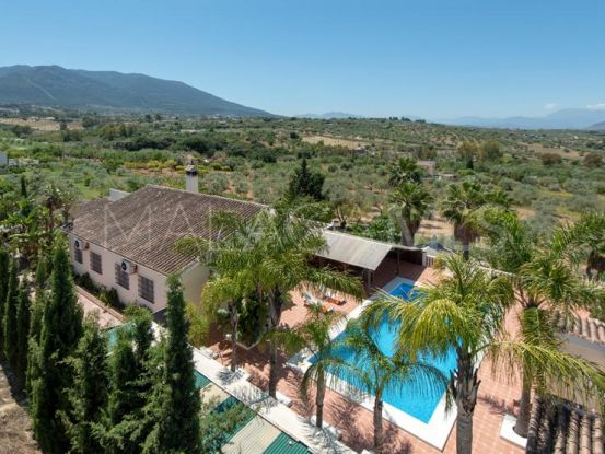 Finca for sale in Alhaurin de la Torre with 9 bedrooms | Your Property in Spain