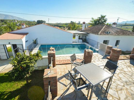 Alhaurin el Grande finca for sale | Your Property in Spain