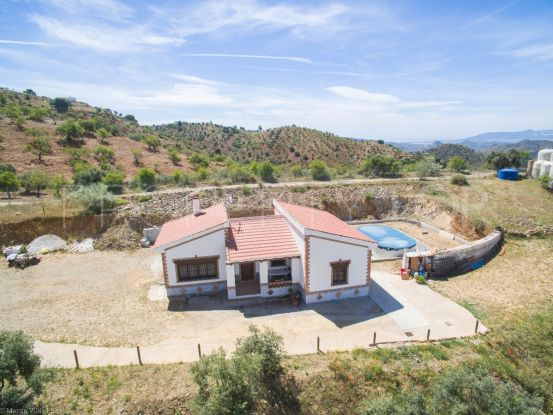 For sale finca with 2 bedrooms in Almogia | Your Property in Spain