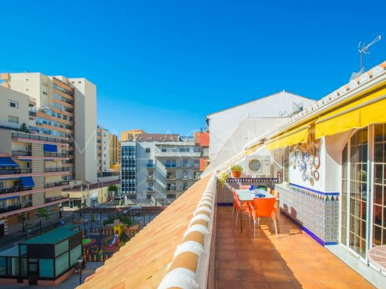For sale Fuengirola Centro penthouse   Your Property in Spain