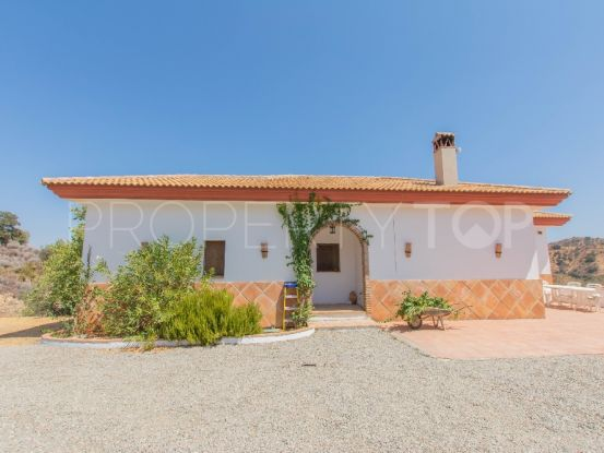 Finca for sale in Guaro | Your Property in Spain
