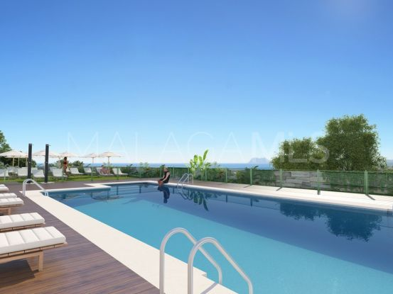 Buy town house in Casares Playa with 3 bedrooms | Cloud Nine Prestige