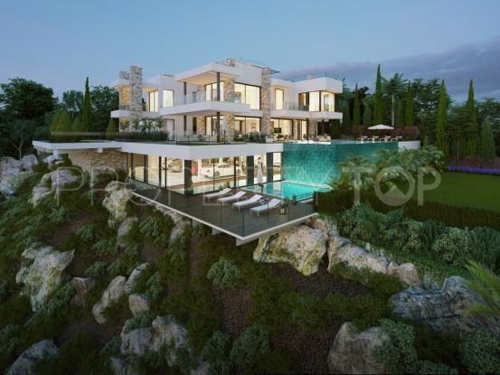 Villa with 8 bedrooms for sale in Los Flamingos, Benahavis | Cloud Nine Prestige