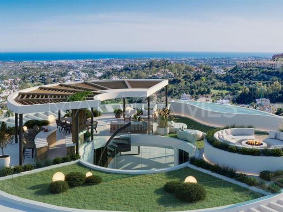 For sale penthouse with 3 bedrooms in Benahavis   Cloud Nine Prestige