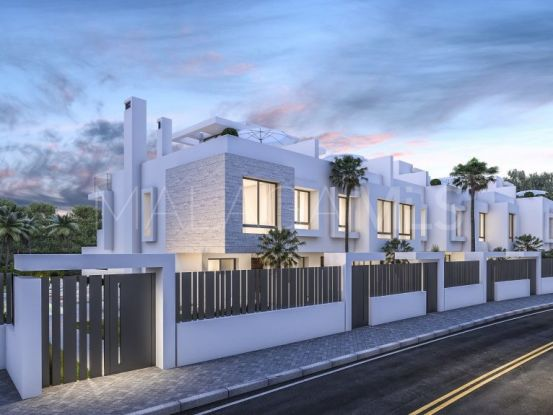 Town house with 3 bedrooms for sale in Estepona | Cloud Nine Prestige