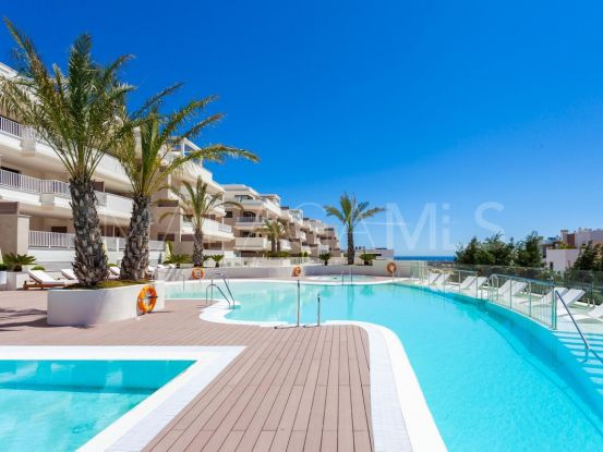 For sale ground floor apartment in Cala de Mijas with 2 bedrooms | Cloud Nine Prestige