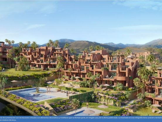 Nueva Andalucia 3 bedrooms ground floor apartment | Cloud Nine Prestige
