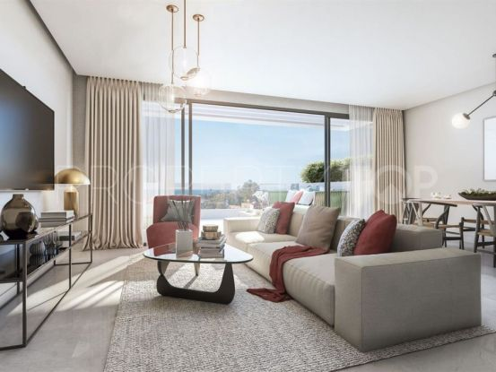 For sale ground floor apartment in Cabopino, Marbella East | Cloud Nine Prestige