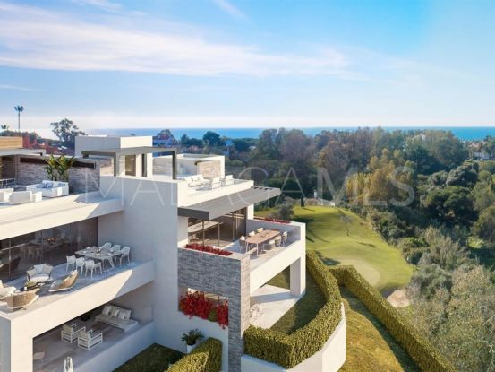 Penthouse for sale in Cabopino with 4 bedrooms | Cloud Nine Prestige
