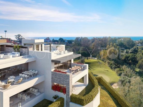 For sale penthouse in Cabopino with 4 bedrooms | Cloud Nine Prestige
