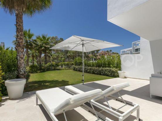 For sale Benahavis ground floor apartment | Cloud Nine Prestige