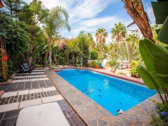 For sale villa in Benalmadena Costa | Cloud Nine Prestige