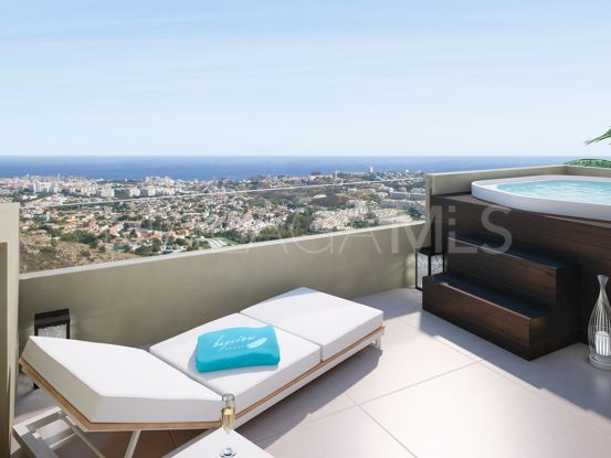 Ground floor apartment in Benalmadena with 2 bedrooms | Cloud Nine Prestige