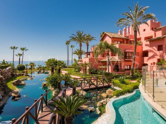 For sale 3 bedrooms apartment in Cabo Bermejo, Estepona | Michael Moon