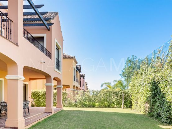 Semi detached house with 3 bedrooms for sale in Estepona Golf | Serneholt Estate