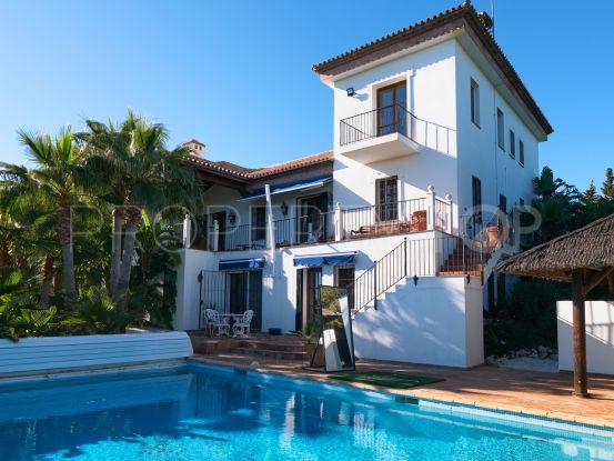 For sale Los Reales - Sierra Estepona villa | Serneholt Estate