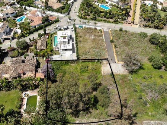 Plot for sale in La Cerquilla, Nueva Andalucia | Serneholt Estate