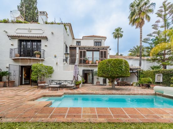 Buy 3 bedrooms villa in Marbella Hill Club, Marbella Golden Mile   Serneholt Estate