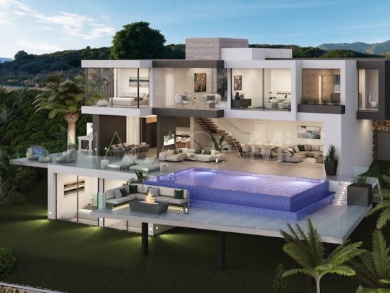 Casares Playa villa with 4 bedrooms | Serneholt Estate