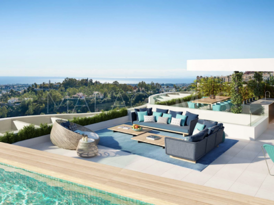 Atico duplex con 4 dormitorios en The Hills, Benahavis   Serneholt Estate