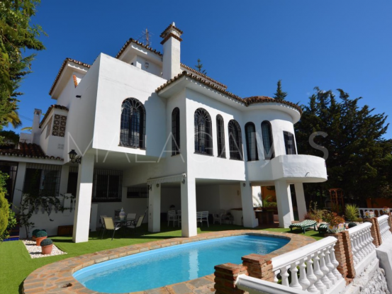 Semi detached house for sale in Malaga - Este with 4 bedrooms | Serneholt Estate