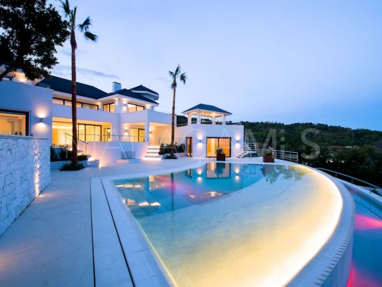 La Zagaleta, Benahavis, villa con 5 dormitorios a la venta | Serneholt Estate