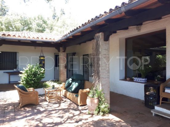For sale finca with 3 bedrooms in San Martin del Tesorillo | Serneholt Estate