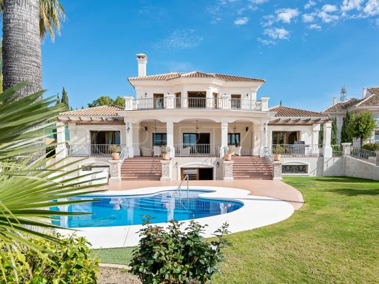 6 bedrooms villa in Los Flamingos for sale | Serneholt Estate