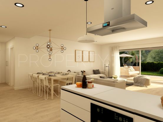 2 bedrooms ground floor apartment for sale in La Galera, Estepona | Serneholt Estate
