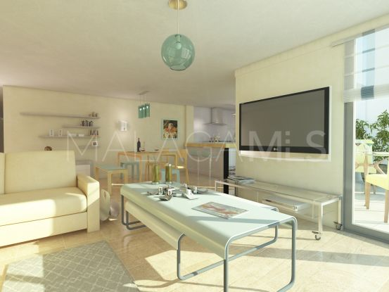 Ground floor apartment for sale in Los Boliches | Serneholt Estate