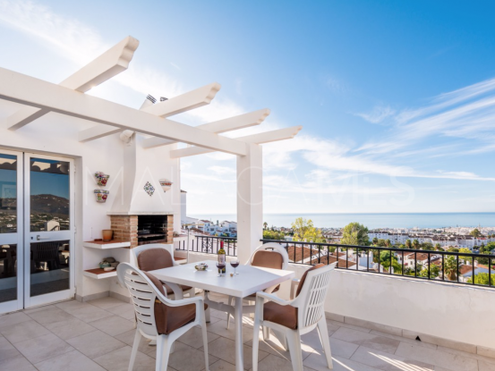 For sale penthouse in Capistrano - Cueva de Nerja | Serneholt Estate