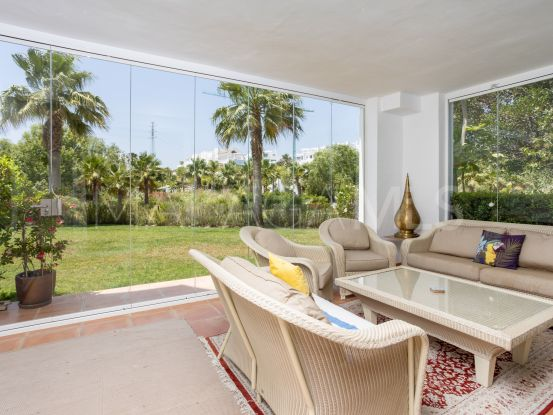 Buy 3 bedrooms ground floor apartment in Alcazaba Lagoon | Serneholt Estate