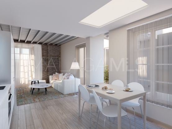 1 bedroom penthouse for sale in Centro Histórico, Malaga | Serneholt Estate